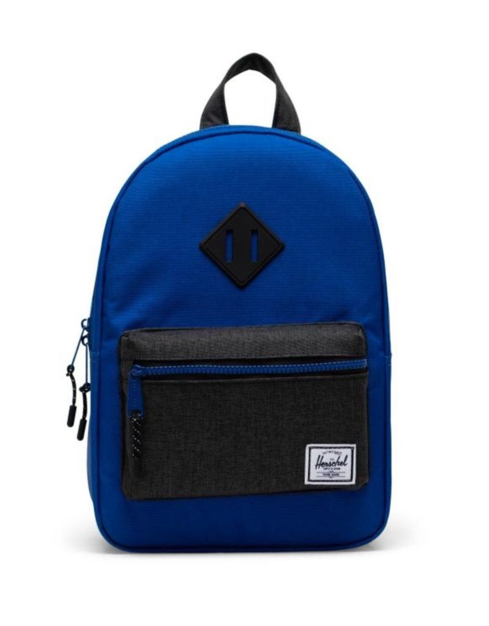 Herschel Supply Co. Heritage Backpack | Kids, Surf The Web/Black Crosshatch, 9L