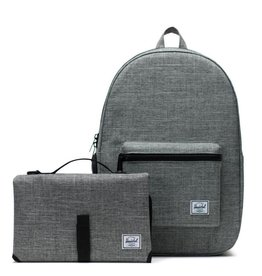 Herschel Supply Co. Settlement Backpack Sprout, Raven Crosshatch
