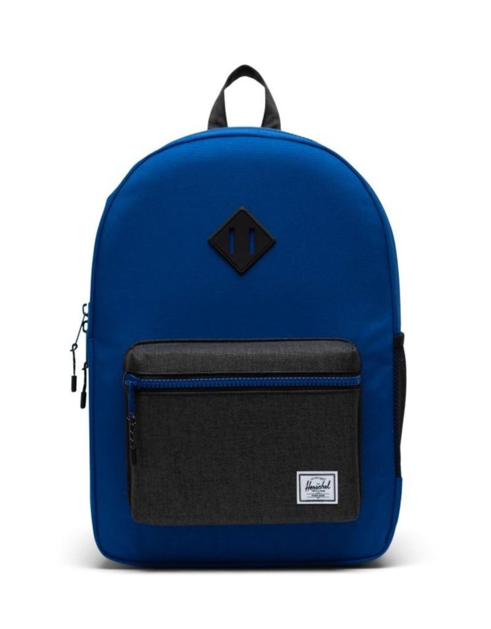 Herschel Supply Co. Herschel Supply, Heritage Backpack | Youth XL, Surf The Web/Black Crosshatch, 22L