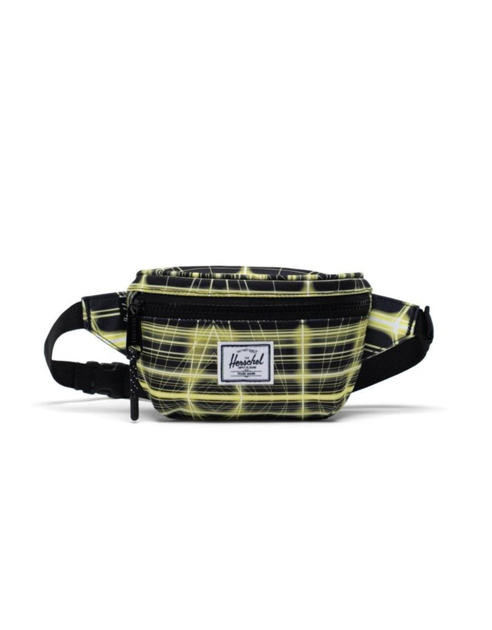 Herschel Supply Co. Twelve Hip Pack | Kids, Neon Grid Highlight, 1L