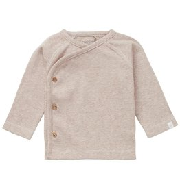 Noppies Kids Soham Sand Melange Longsleeve Shirt