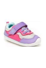 Striderite Soft Motion Rhett Sneaker in Pink & Purple