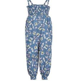 Creamie Infinity Blue Jumpsuit
