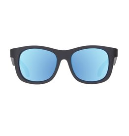 "Babiators ""The Scout"" Polarized Sunglasses Black w/ Dark Blue Lens"