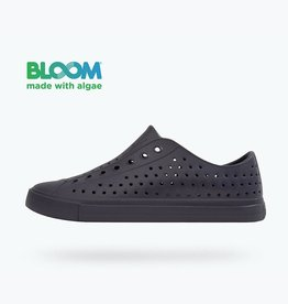 Native Shoes Jefferson Bloom Archive Adult in Onyx