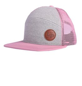 L&P Apparel Sweetness Pink Orleans Snapback Girls Cap