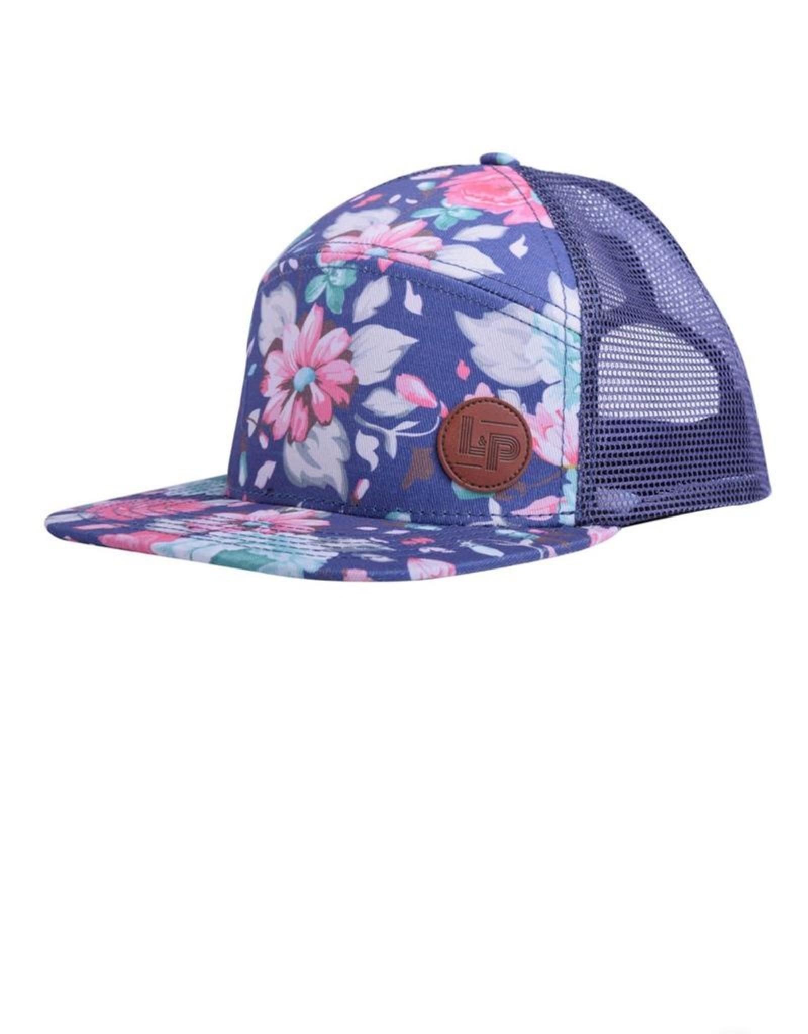 L&P Apparel Hesperia Mesh Snapback Cap
