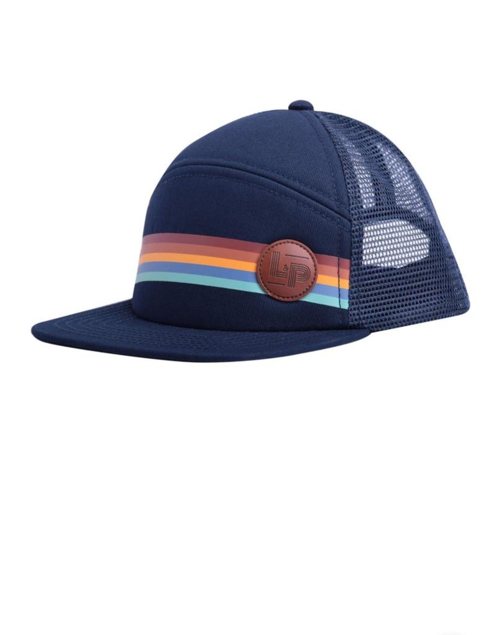 L&P Apparel Brome Snapback Cap