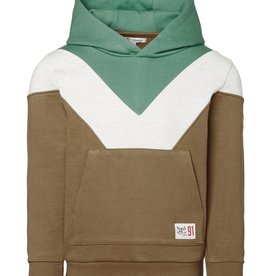 Noppies Kids Leagrove Sweatshirt In Frost Spruce