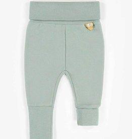 Souris Mini Khaki Organic Adjustable Pants
