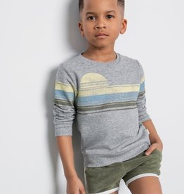 Kids Lakeview Sweatshirt in Heather Grey