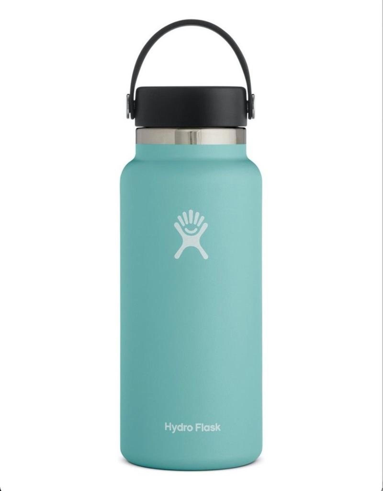 Hydro Flask 32 oz Wide Mouth Flex Cap Bottle in Alpine