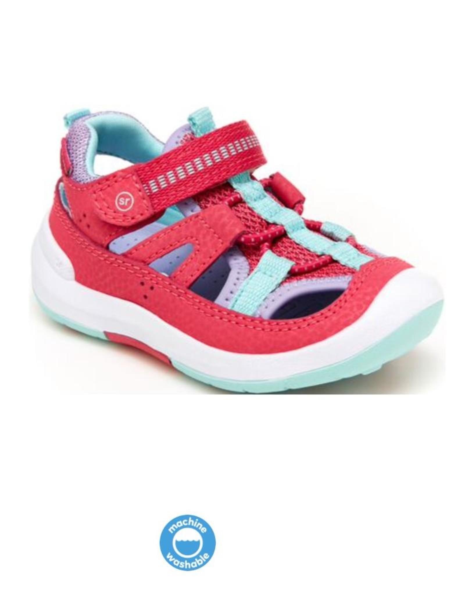 Striderite Pink SRTech Wade Sneaker Sandal