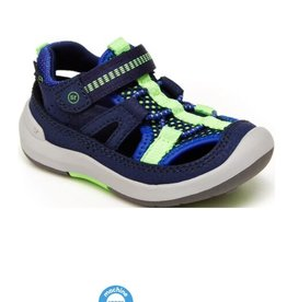 Striderite Navy SRTech Wade Sneaker Sandal