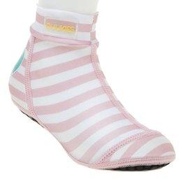 Duukies Beach Socks in Baby Pink
