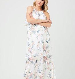 Ripe Maternity Avery Floral Nursing Dress