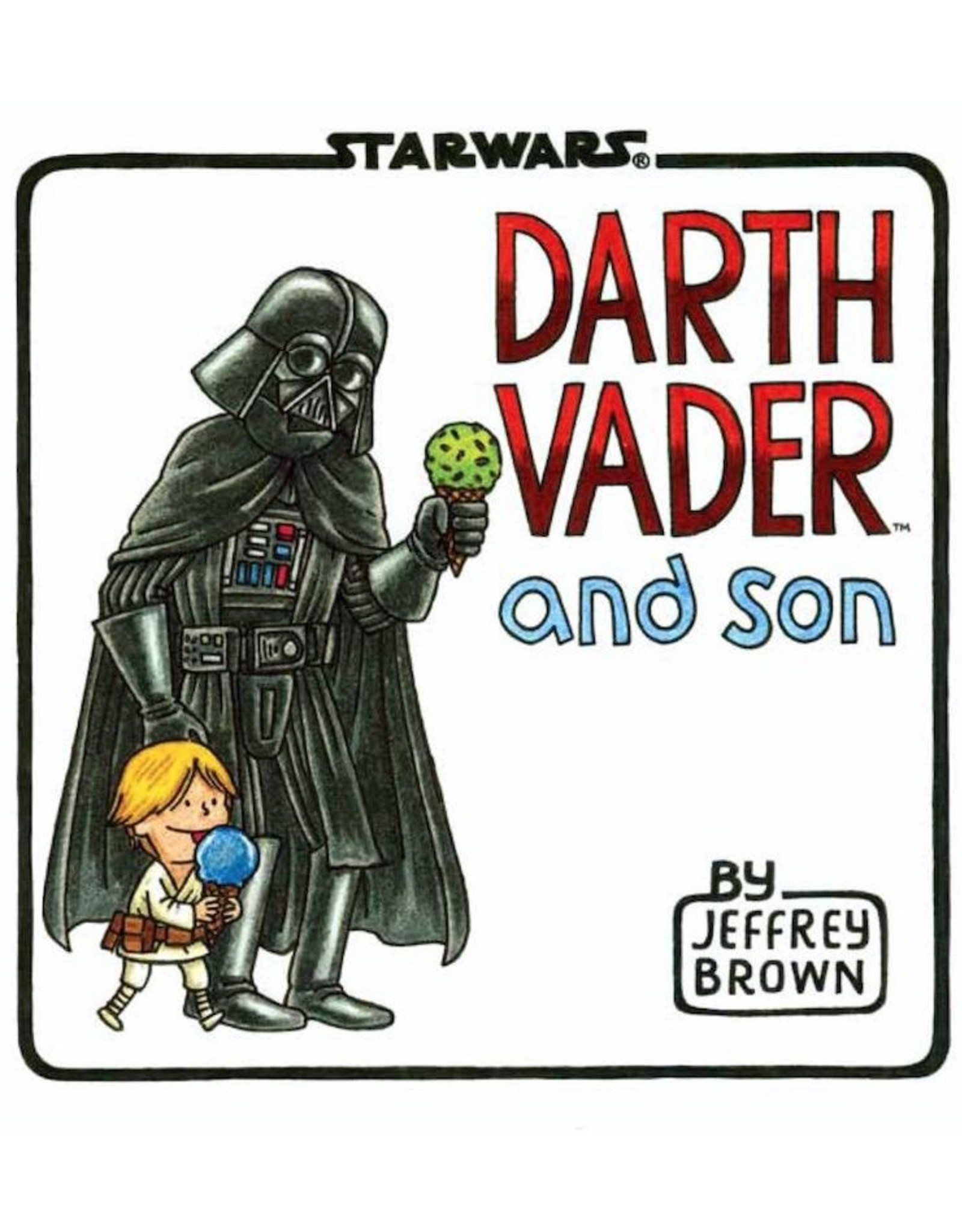 Darth Vader and Son by Jeffery Brown