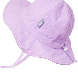 Jan & Jul Girl's Kids' Gro-With-Me® Cotton Floppy Hat
