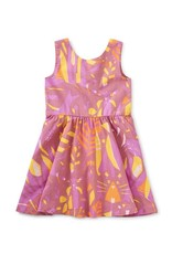 Tea Collection Ines Machado Bow Back Dress