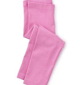 Tea Collection Perennial Pink Solid Capri Leggings, Perennial Pink, 8yrs