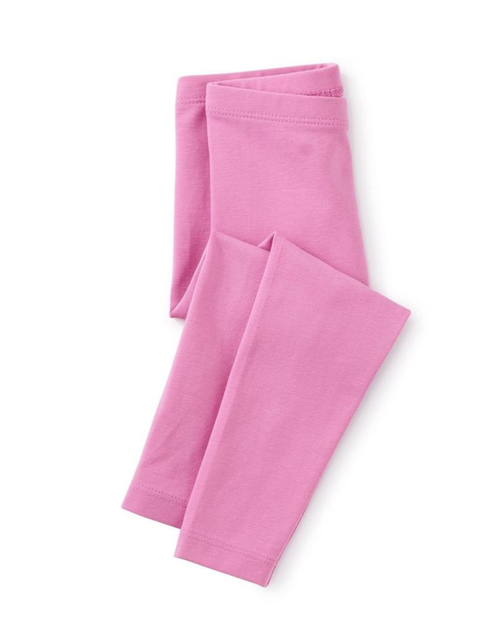 Tea Collection Perennial Pink Solid Baby Leggings