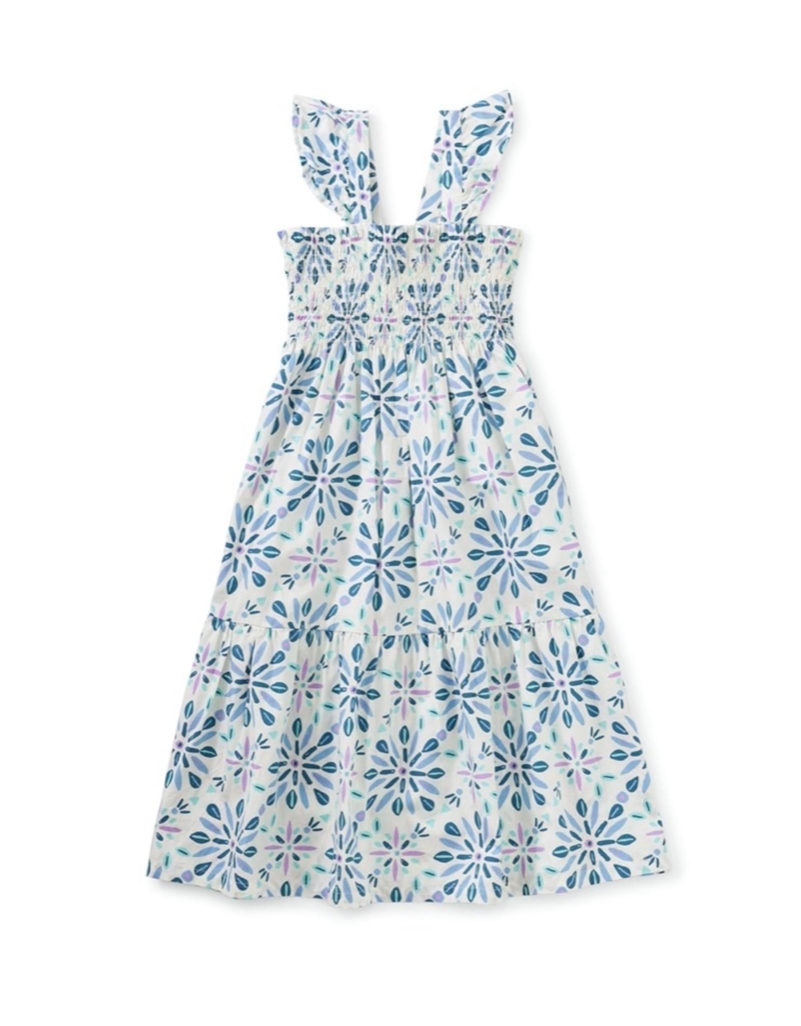 Tea Collection Smocked Midi Dress