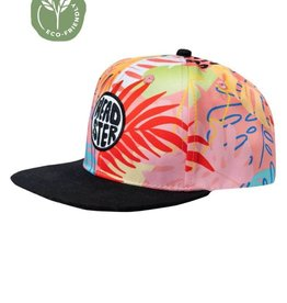 Headster Kids Tropic Pink Adjustable Hat