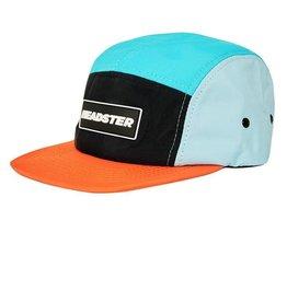 Headster Kids Runner Cap Red Adjustable Hat