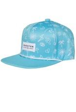 Headster Kids Surf's Up Turquoise Adjustable Hat
