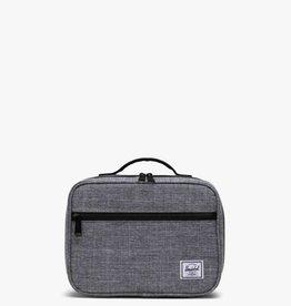 Herschel Supply Co. Popquiz Lunch Bag in Raven Crosshatch