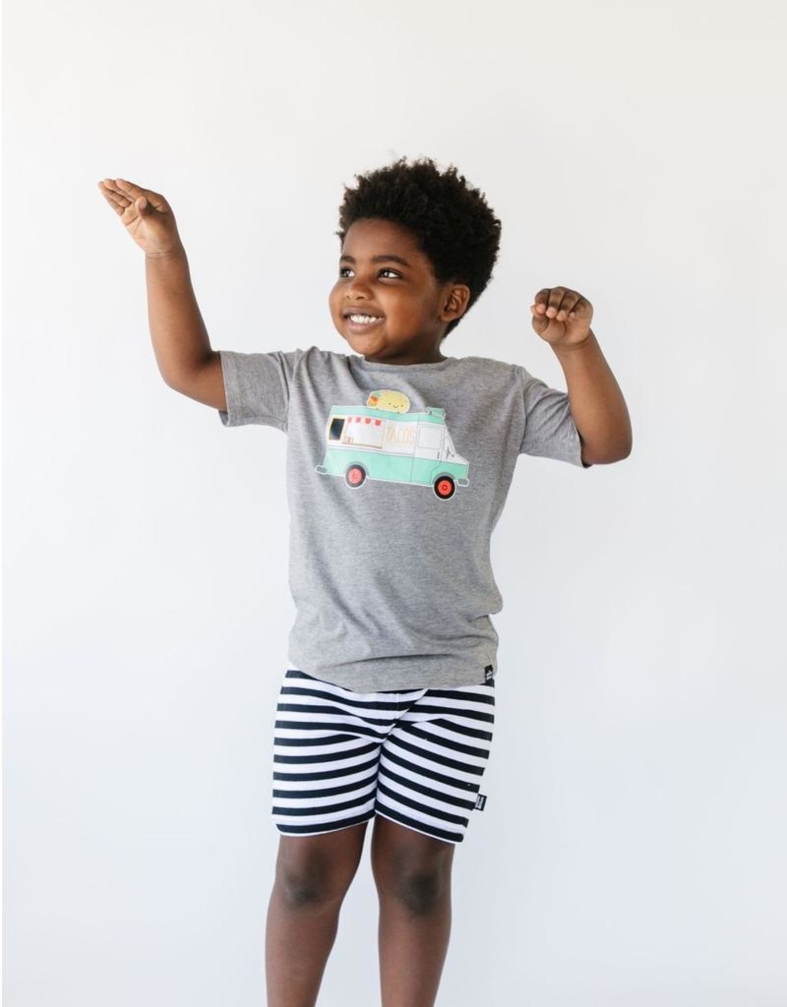 Whistle & Flute Food Truck T-Shirt