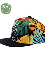Headster Kids Tropic Black Adjustable Hat
