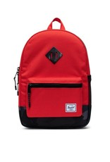 Herschel Supply Co. Heritage Backpack   Youth, Fiery Red/Night Camo, 16L