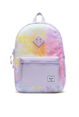 Herschel Supply Co. Heritage Backpack   Youth, Pastel Tie Dye/Pastel Lilac, 16L