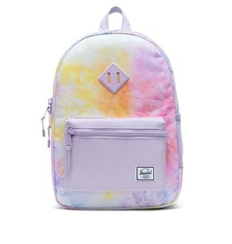 Herschel Supply Co. Heritage Backpack | Youth, Pastel Tie Dye/Pastel Lilac, 16L