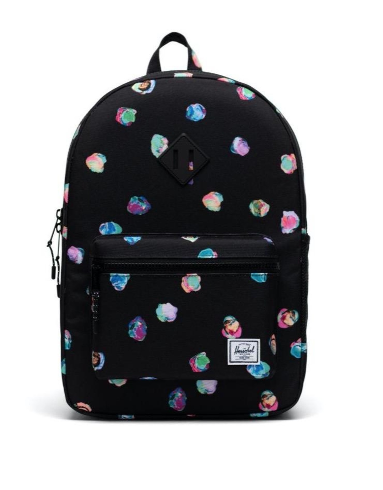 Herschel Supply Co. Herschel Supply, Heritage Backpack   Youth XL, Paint Dot, 22L