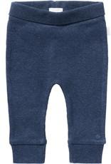Noppies Kids Naura Ribbed Pants in Navy