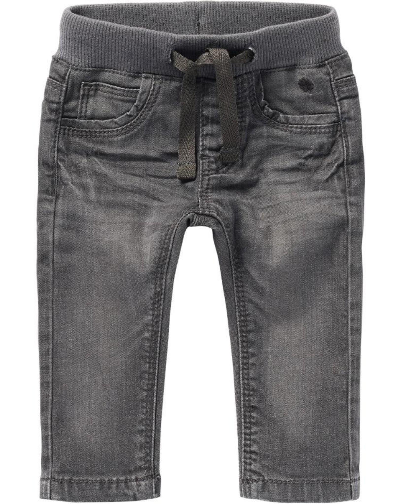 Noppies Kids Navoi Light Grey Denim Jeans