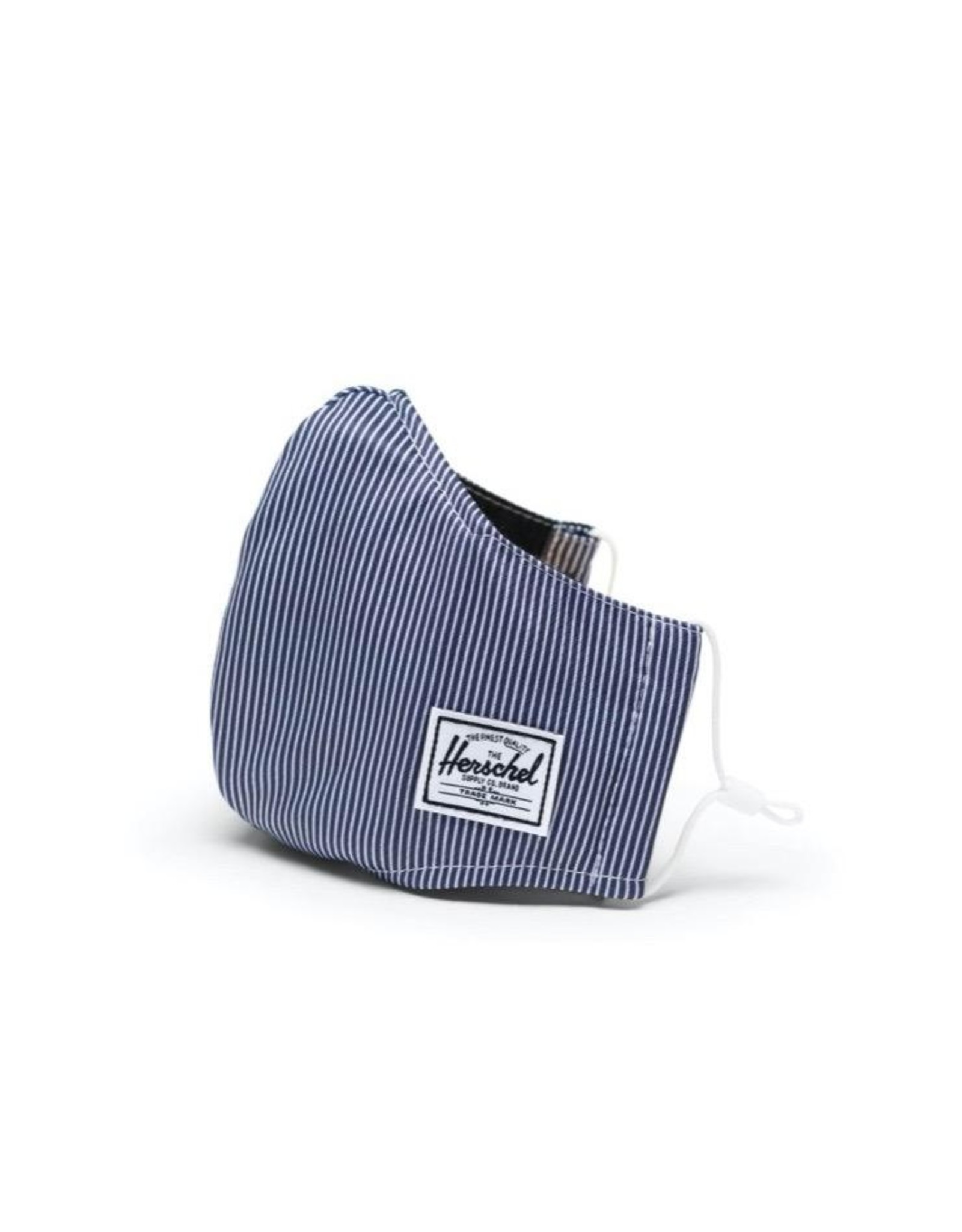 Herschel Supply Co. Classic Fitted Face Mask, Adult, Peacoat