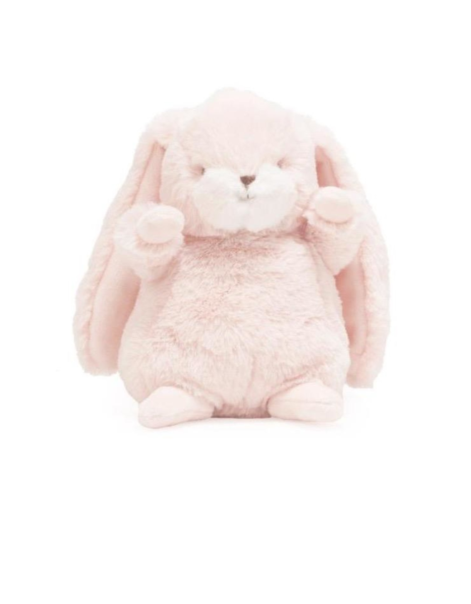 """Bunnies by the Bay Tiny Nibble 8"""" Bunny Pink"""