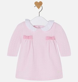 Mayoral Baby Girls' Structured Knit Dress