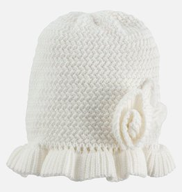 Mayoral Baby Girl 100% Cotton Beanie