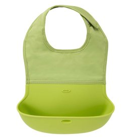 Oxo Tot Roll-Up Silicone Catch Bib