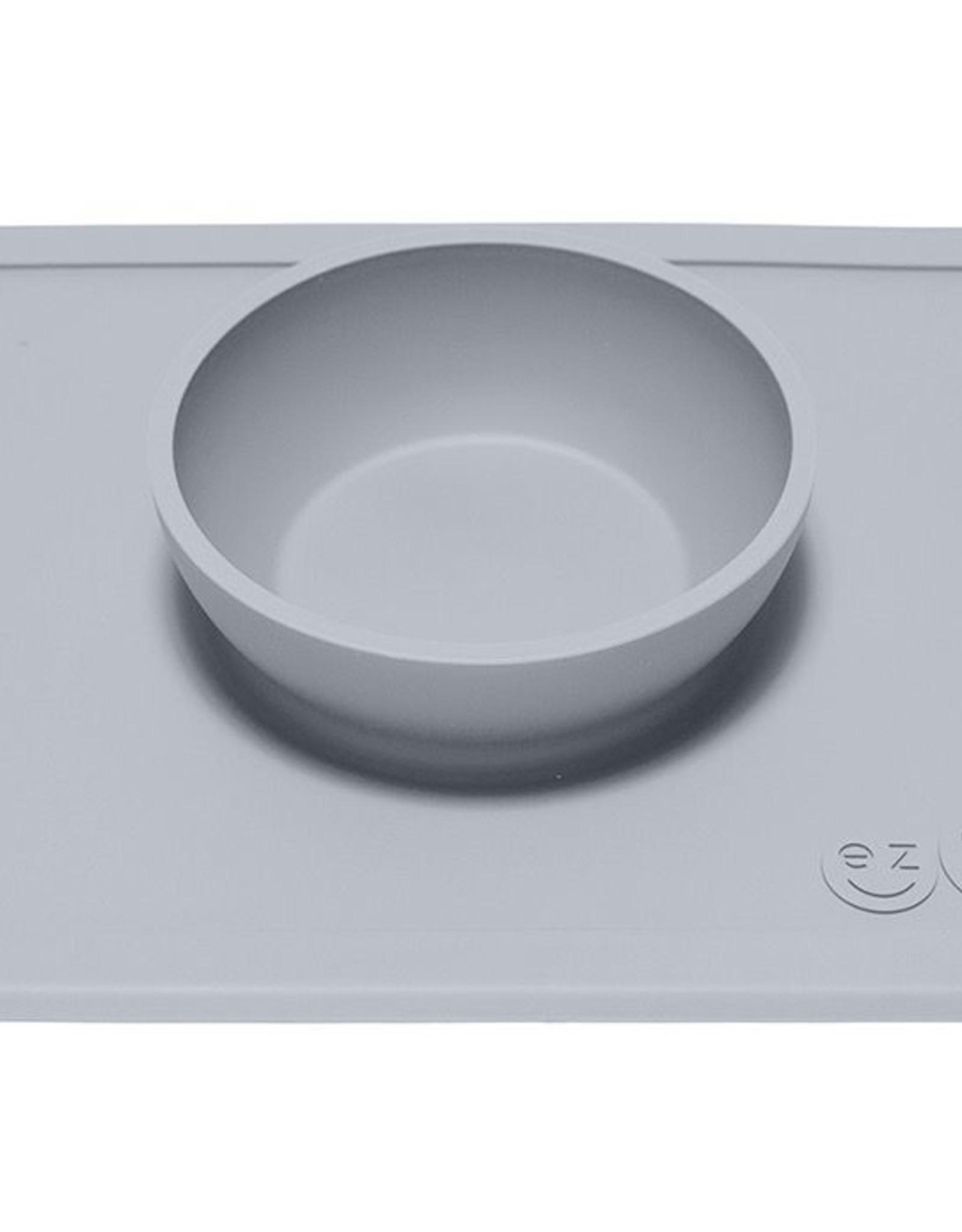 EZPZ Happy Bowl, Silicone Suction Placemat + Bowl