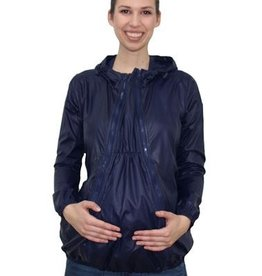 Modern Eternity Ciara 3in1 Matte Waterproof Maternity Windbreaker