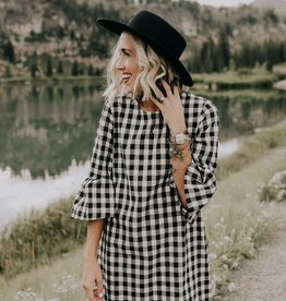 Roolee Joy Plaid MOM Dress
