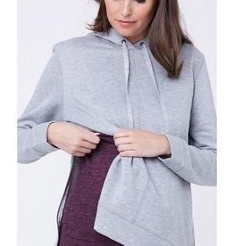 Ripe Maternity Side Zip Hoodie