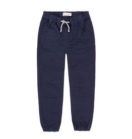 Deux Par Deux Must Have Elastic Cuff Canvas Pants for Boy