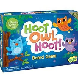 Peaceable Kingdom Hoot Owl Hoot Board Game