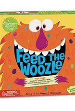 Peaceable Kingdom Feed the Woozle Game